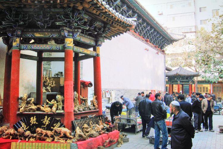 란저우 성황묘