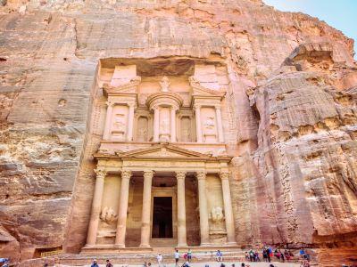 Al Khazneh (The Treasury)