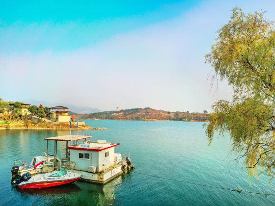 Gangnan Reservoir