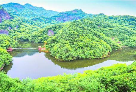 Donghuzhai Scenic Area
