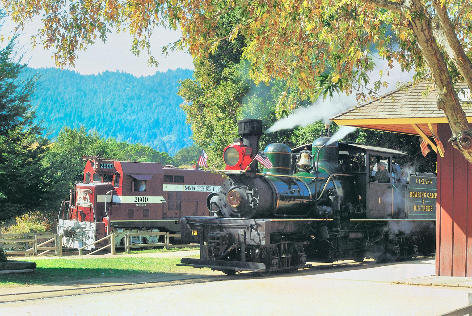 Roaring Camp Railroads