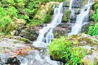 Hongkan Waterfall