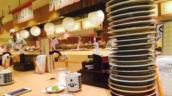 ウィングベイ小樽北樽市場鮨処魚一心