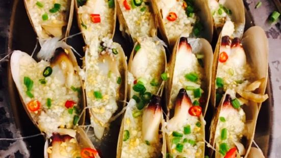 亞洲風味海鮮樓