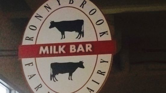 Ronny Brook Milk Bar