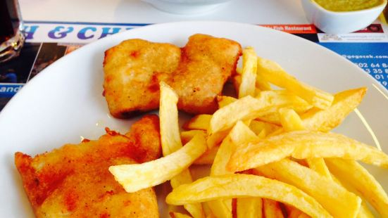 Arty's Fish And Chips