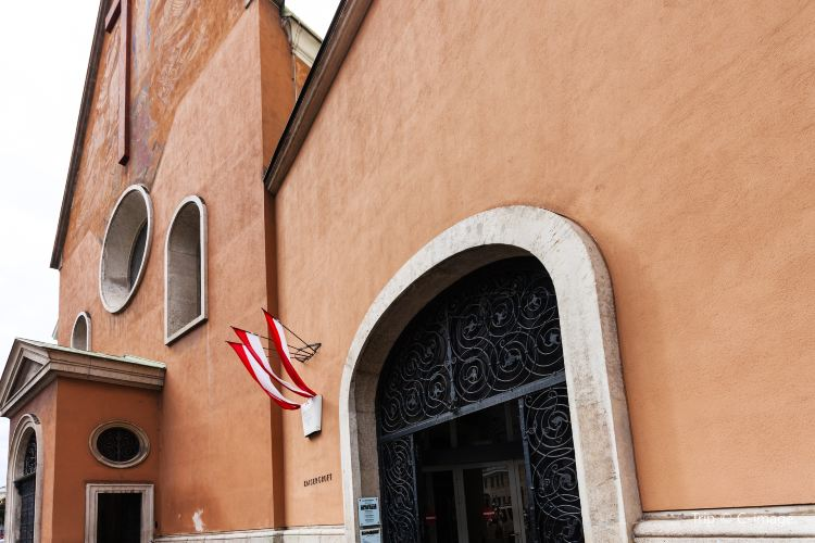 哈布斯堡家族納骨教堂1