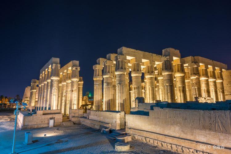 ルクソール神殿1