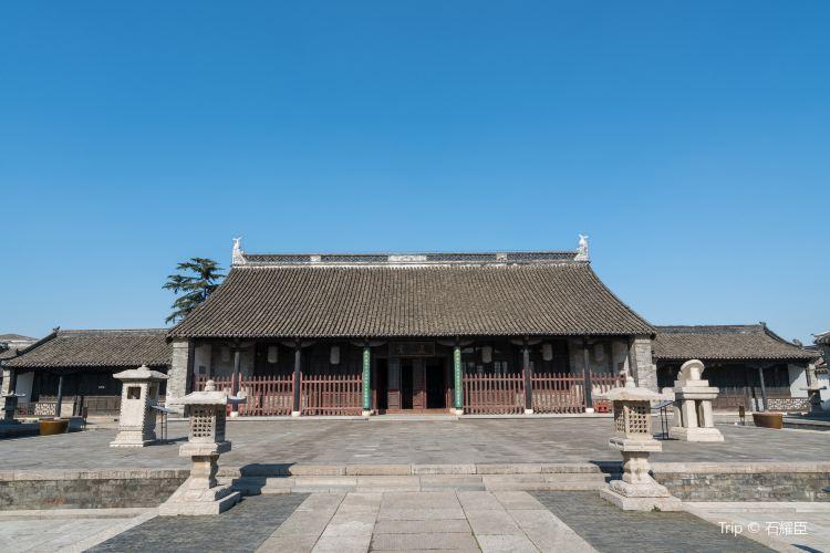 Huai'an Ching Governor2