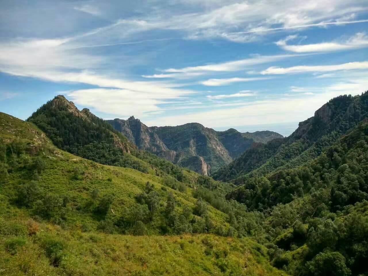 九峰山自然保護區