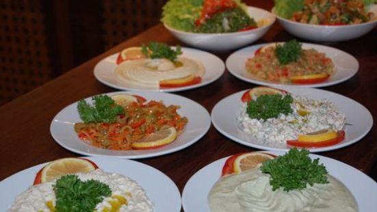 Yalla fresh & spicy