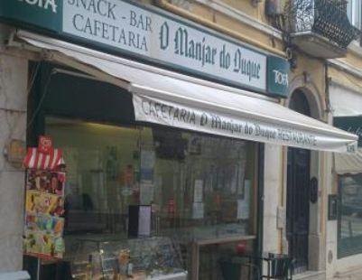 Restaurante o Manjar Do Duque