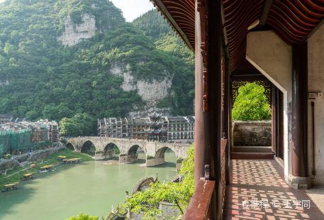 Qinglong Cave
