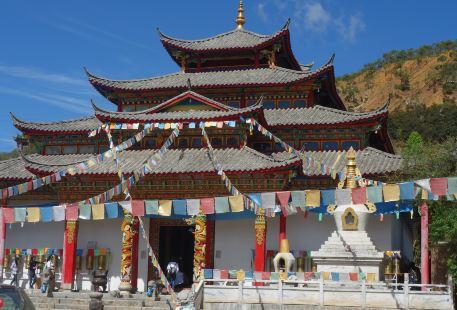 Black Lama Temple