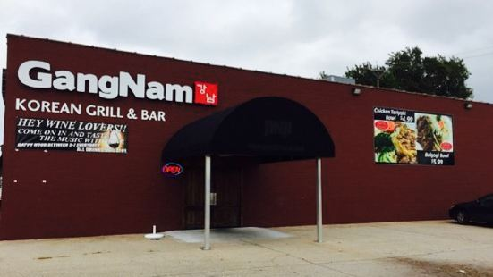 GangNam Korean Grill and Bar