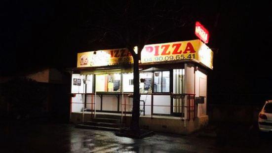 Pizza chez Richard