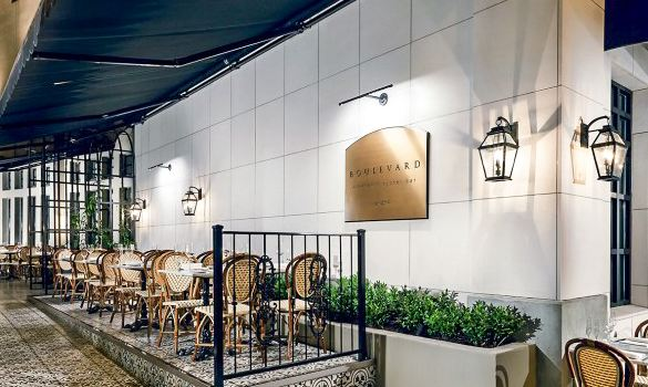 Boulevard Kitchen & Oyster Bar