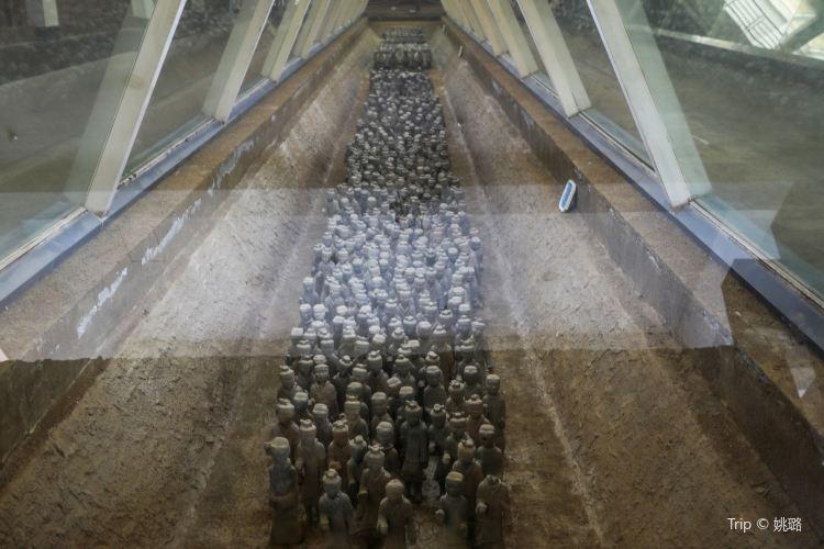 Han Dynasty Terracotta Warriors Museum4