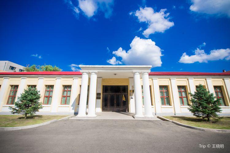 Harbin PLA Military Engineering Institute Memorial Hall