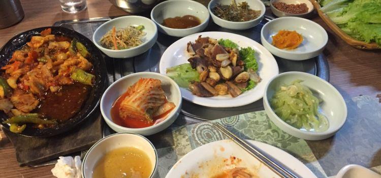 Korean Palace Restaurant1