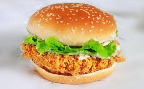Mini漢堡(陽穀一中店)