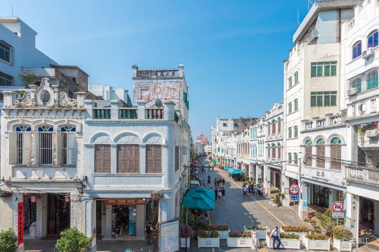 Haikou Zhongshan Road2