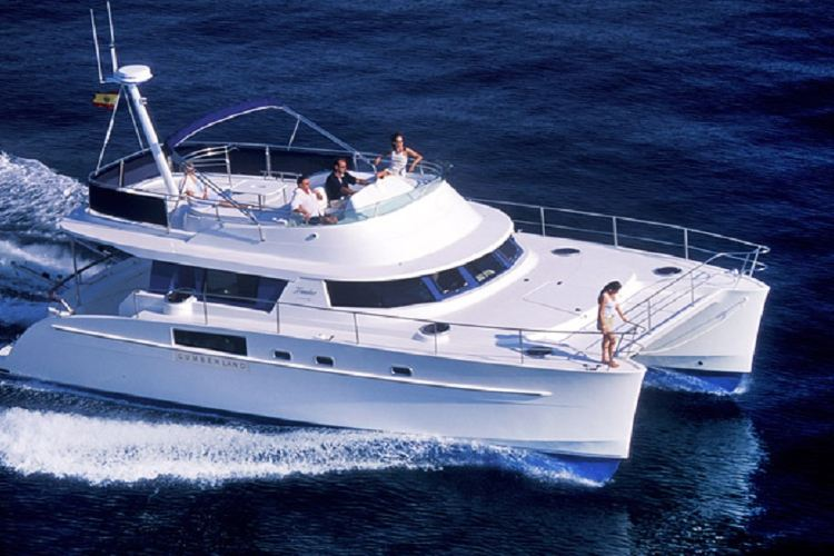 聖托裡尼遊艇伊奧斯島之旅1