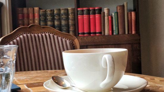 Apfelgold - desserts et livres