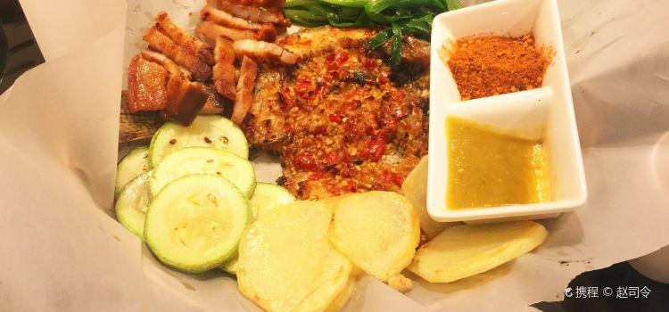 Fu Zhao Lou Steam Pot Chicken Restaurant1