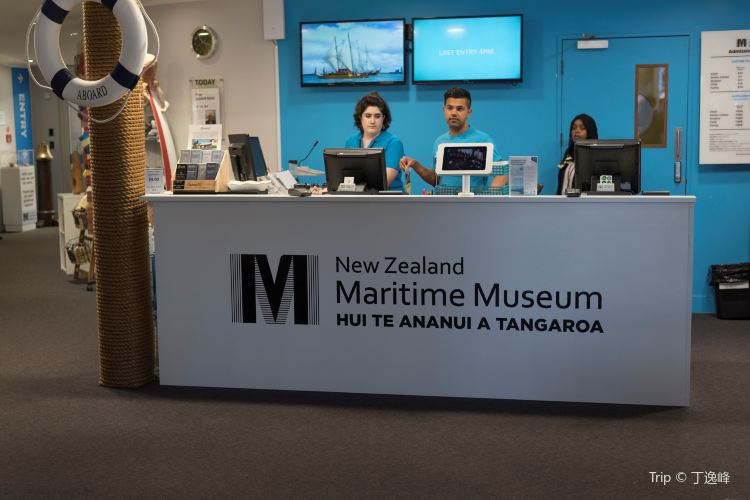 Voyager New Zealand Maritime Museum1