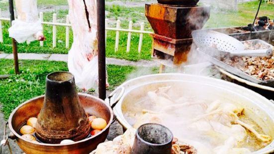 新疆風味土火鍋快餐
