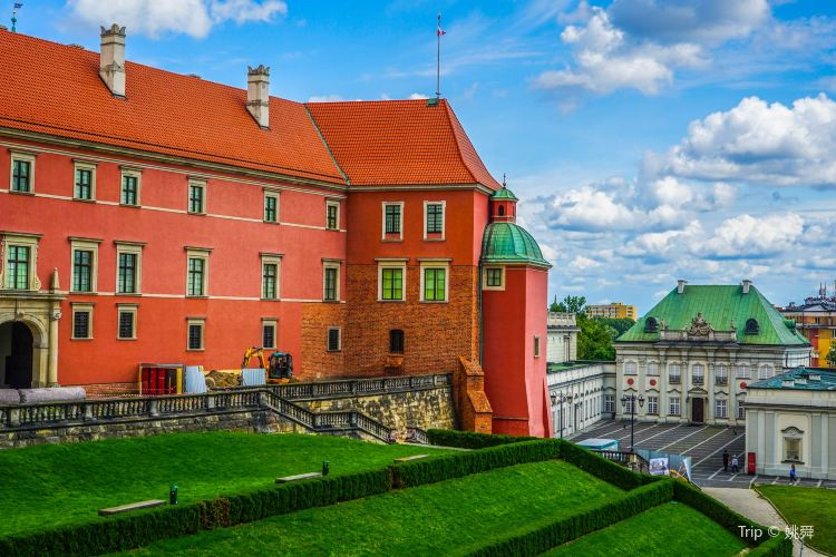 The Royal Castle in Warsaw1