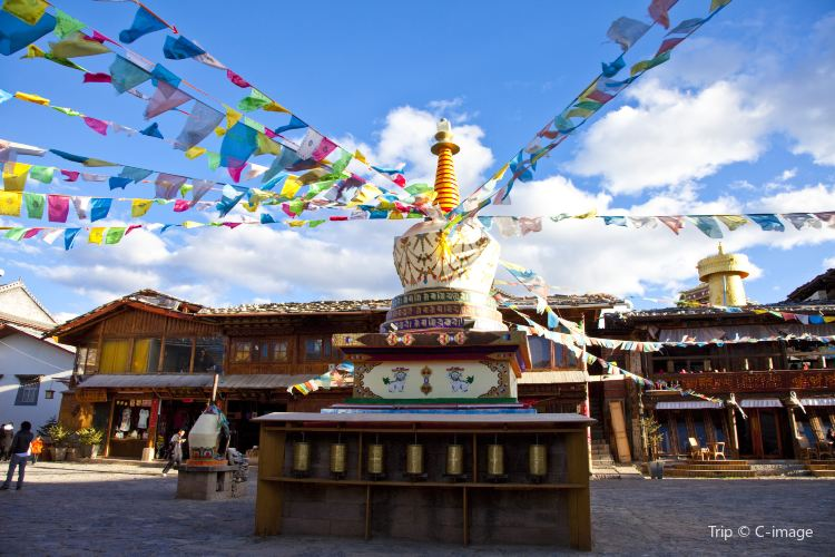 Dukezong Ancient Town3