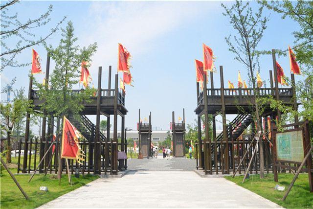 洋河酒廠(泗陽基地)工業旅遊區1