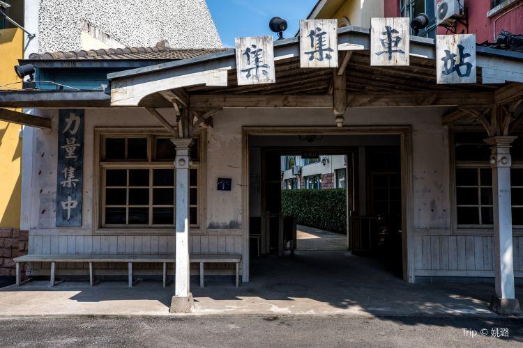 타이완 옛 거리1