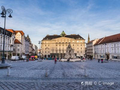 Cabbage Market Square