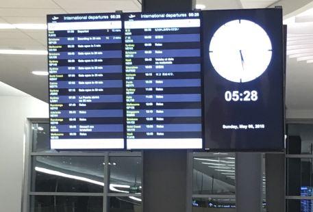 Auckland Visitor Information Centre - International Terminal