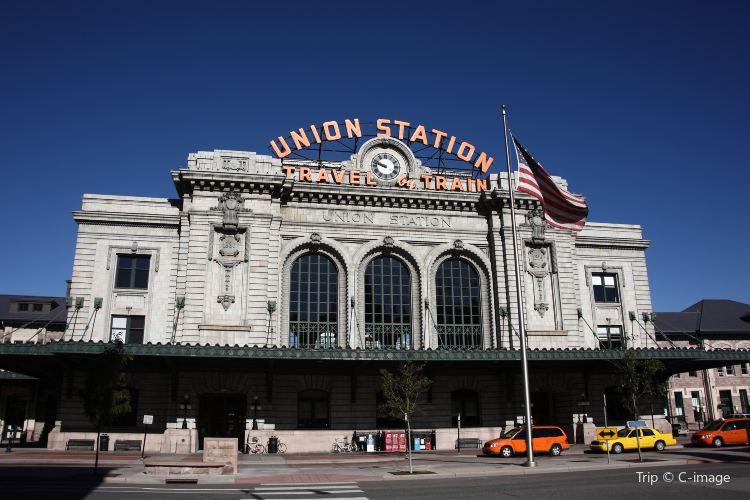 丹佛聯合車站2