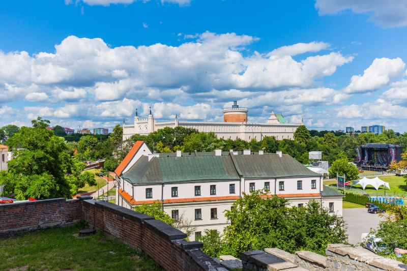 The Castle of Lublin