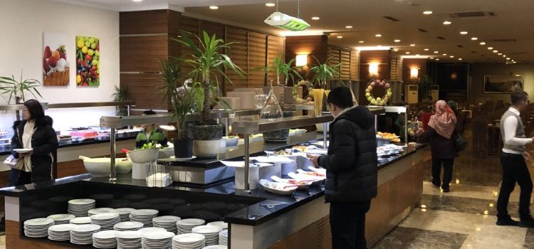 Nevsehir Konagi Restauranti