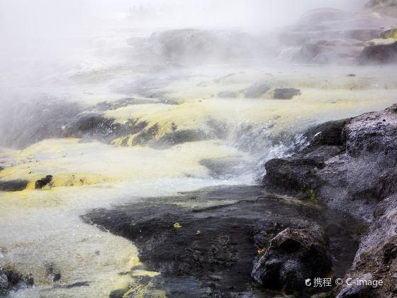 毛利文化地熱中心