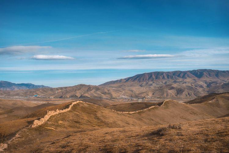 Wushao Mountain Range3