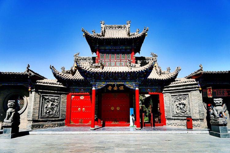 Gaomiao Temple of Zhongwei2