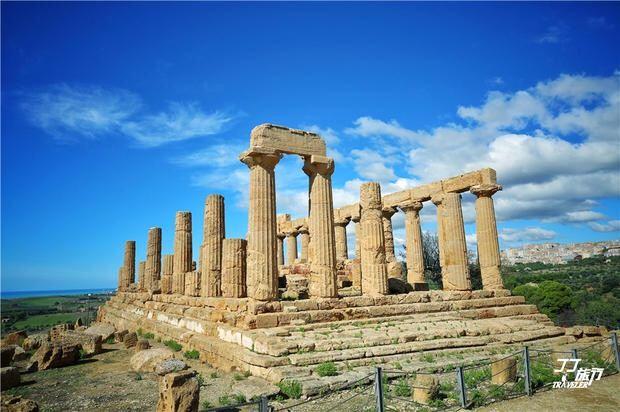 阿克裡真托考古區1