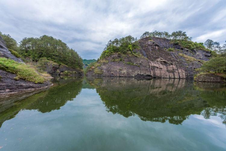 Shimen Lake2