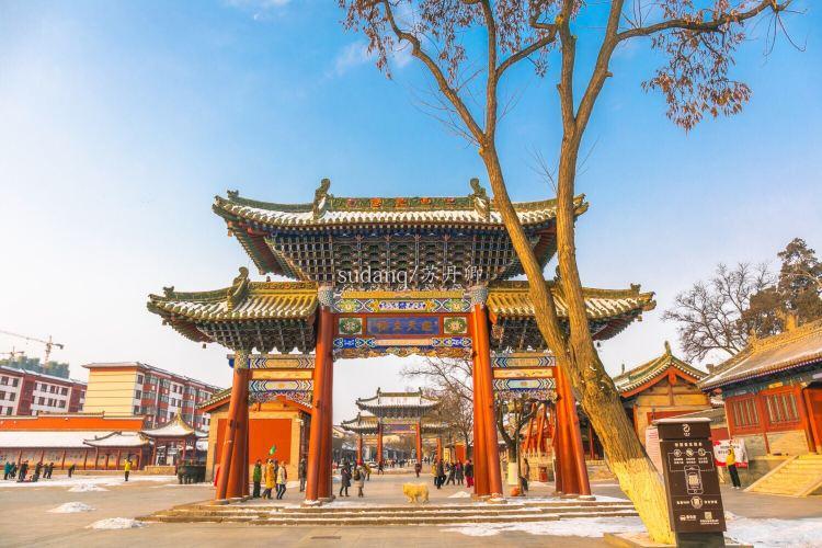 Fuxi Temple2
