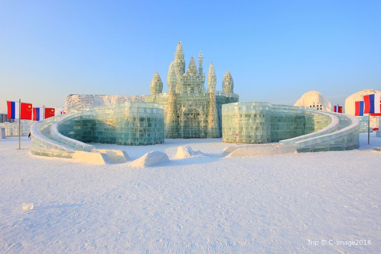 哈爾濱冰雪大世界1