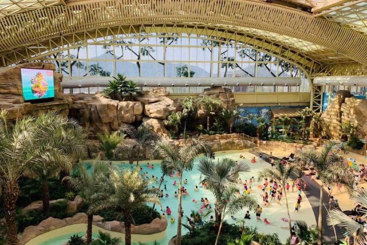 Hangzhou Kaiyuan Senpo Dujia Amusement Park1