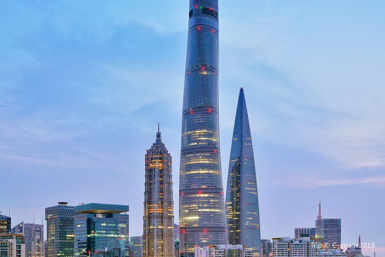 Shanghai Tower1