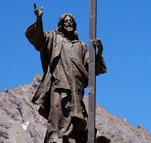 Christ the Redeemer of the Andes (Cristo Redentor de los Andes)1
